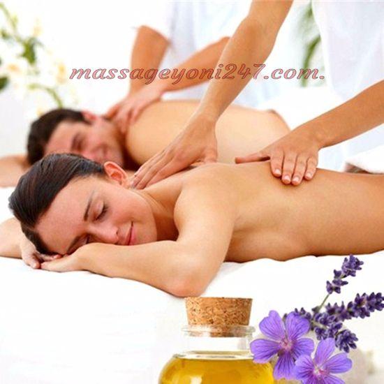 Massage yoni vợ chồng