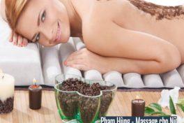 Dịch vụ massage Yoni tại các hotel, resort