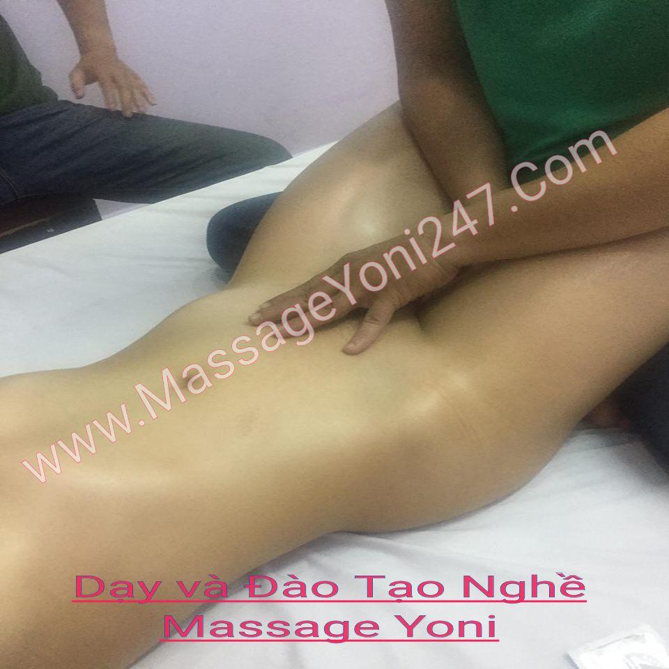 học massage Yoni