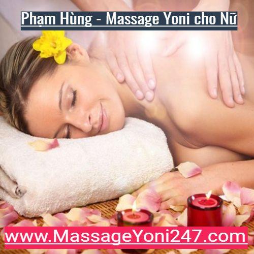 Tìm hiểu Massage Yoni giúp cuộc sống vợ chồng thêm ngọt ngào