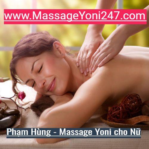 massage yoni cân bằng lại cuộc sống