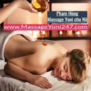 Dịch vụ massage Yoni Vip tại TP.HCM