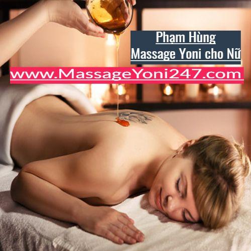 Massage yoni tăng kết nối vợ chồng