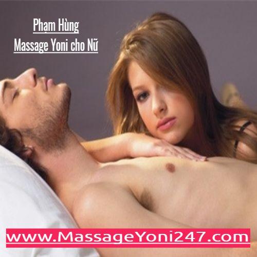 Massage Yoni cần cho quan hệ vợ chồng