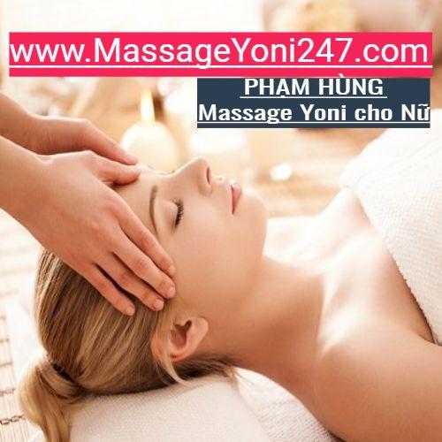 Massage yoni nữ
