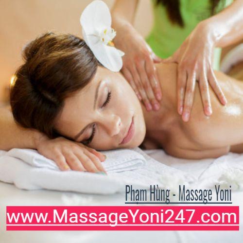 Phương pháp massage tuyệt vời