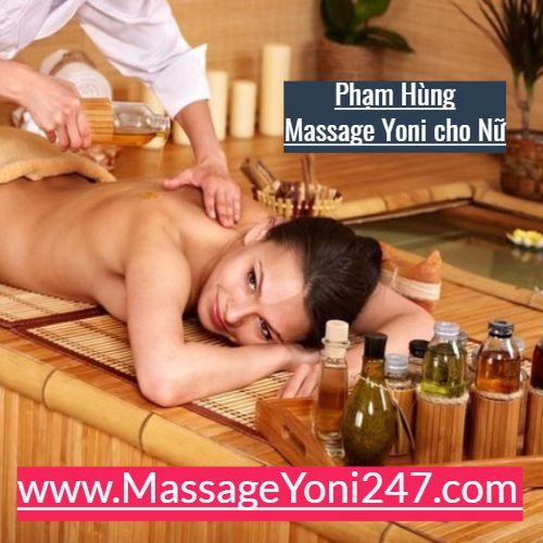 dao tao nghe massage yoni