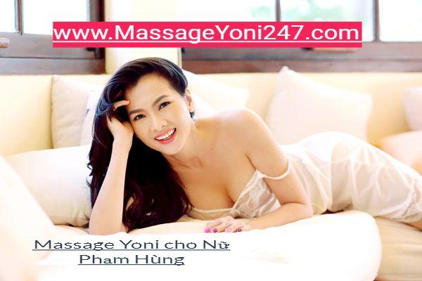 Massage Yoni nữ mang lại nhiều lợi ích về mặt sinh lý của phái nữ