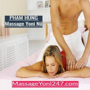 Quy trình Massage Yoni Vip tại Massage Yoni Phạm Hùng