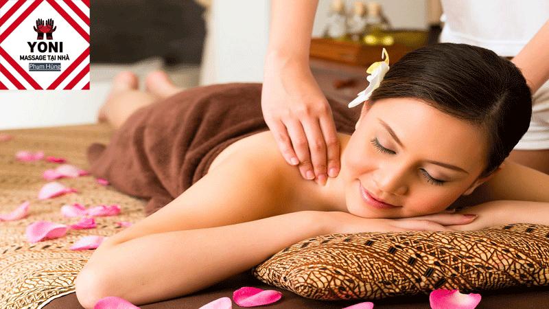 Công dụng tuyệt vời của Massage Yoni đối với nữ giới