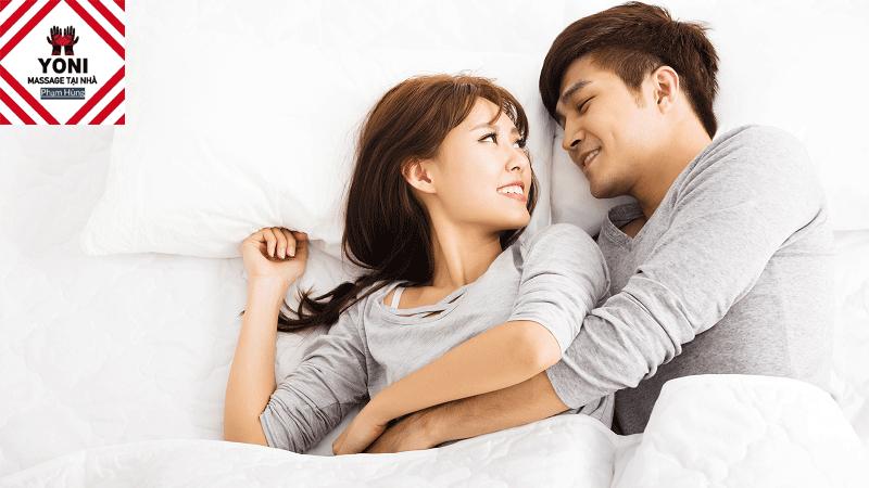 Cuộc sống vợ chồng được cải thiện đáng kể