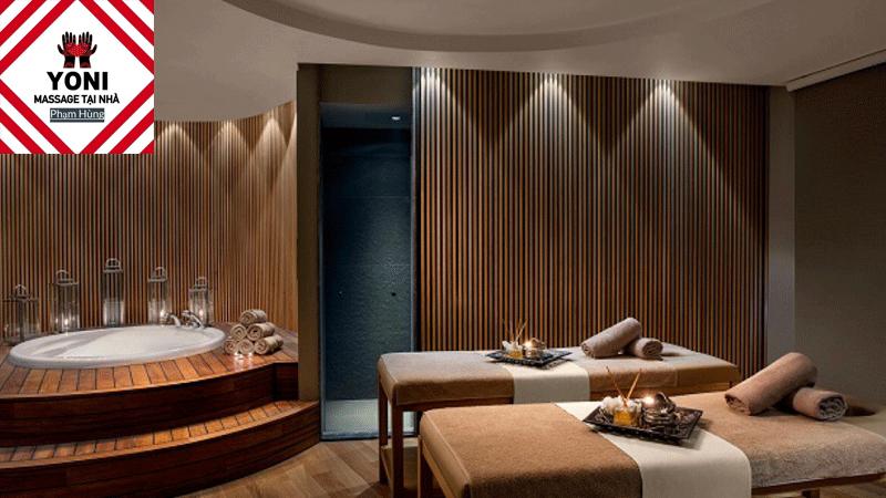 Dịch vụ Massage Yoni chuyên nghiệp của Phạm Hùng
