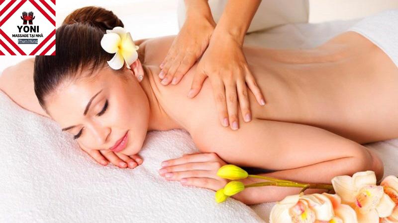 Massage Yoni không vi phạm pháp luật