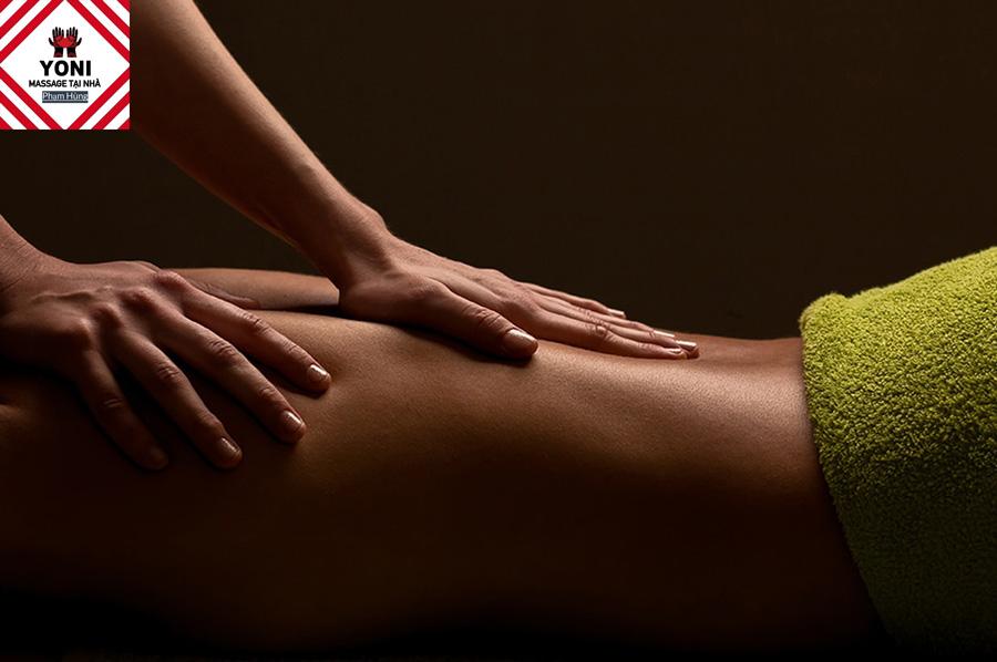 Dịch vụ massage tận nhà - Massage Yoni Phạm Hùng